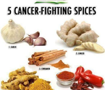Anti Cancerous Spices